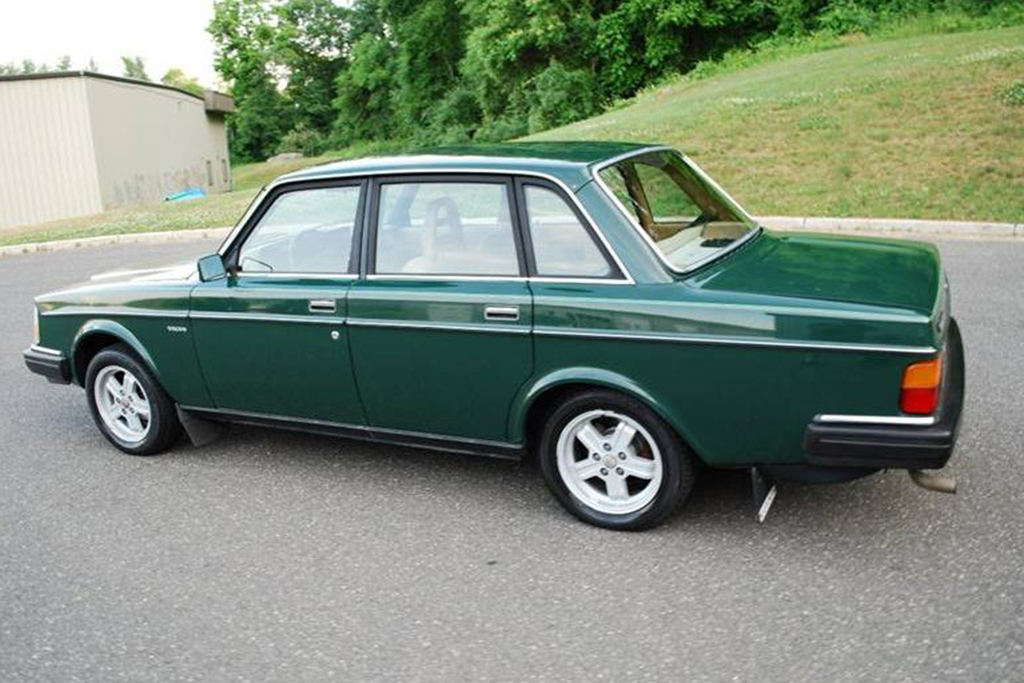 Autotrader Find: 1983 Volvo 240 With Just 57,000 Miles featured image large thumb1