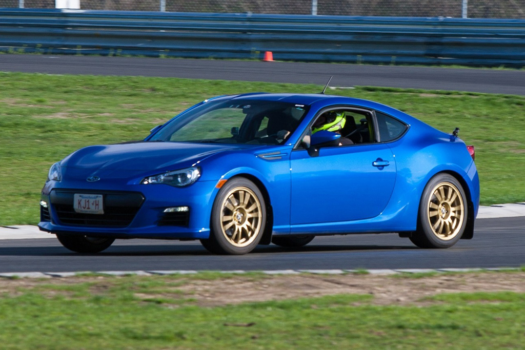 The Subaru BRZ Doesn't Need More Power - Autotrader