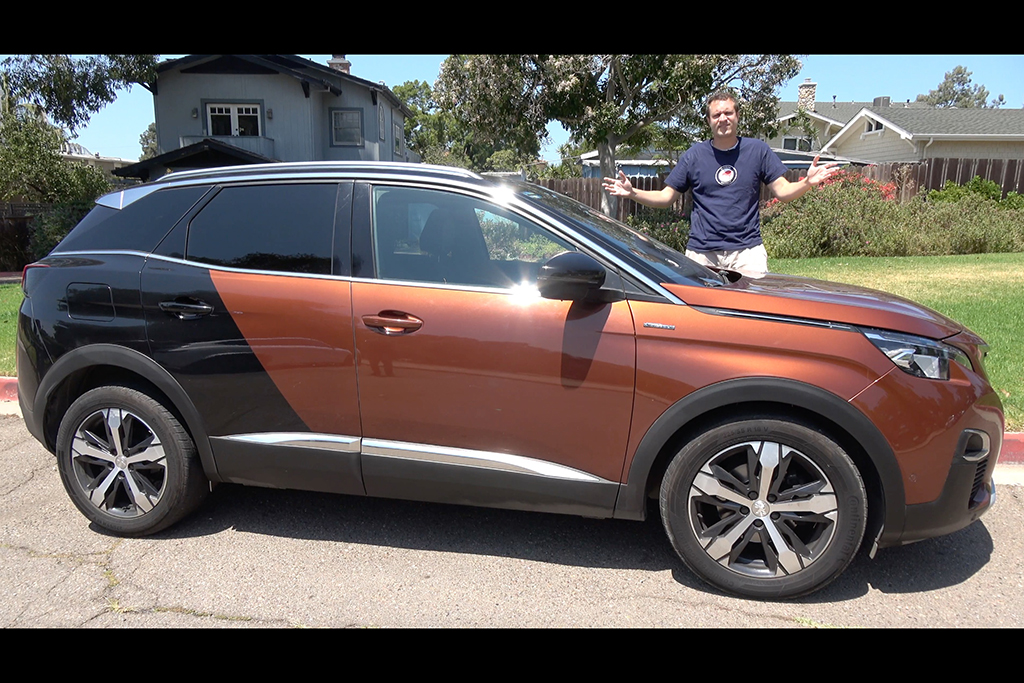 Video | The Peugeot 3008 Is the Weird Small Crossover You Can't Have featured image large thumb1
