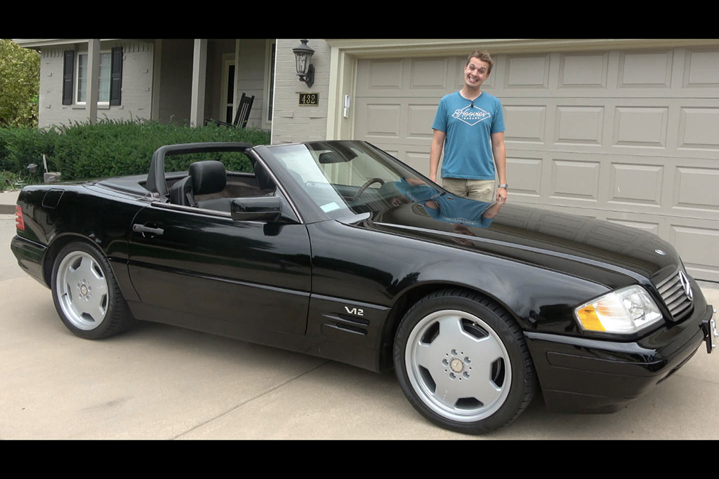 Video | My Cheap V12 Mercedes SL600 Cost Way Less to Fix Than I Thought featured image large thumb1