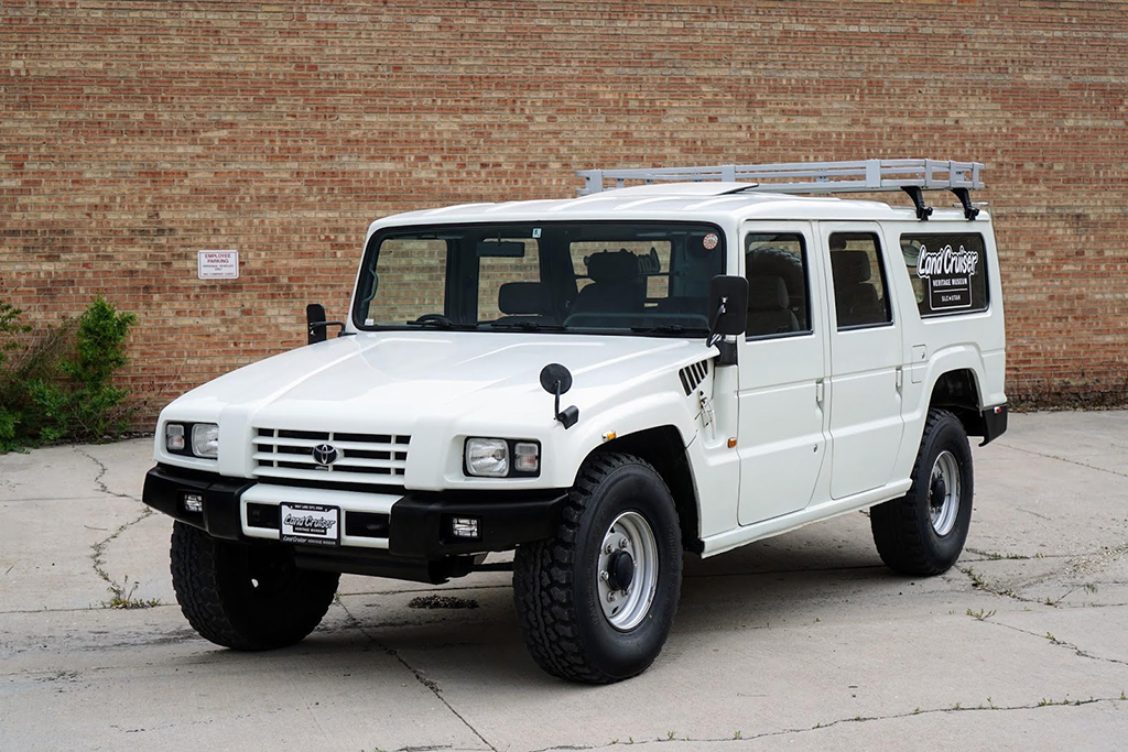Here's Why the Toyota Mega Cruiser is the World's Greatest 4x4 featured image large thumb1