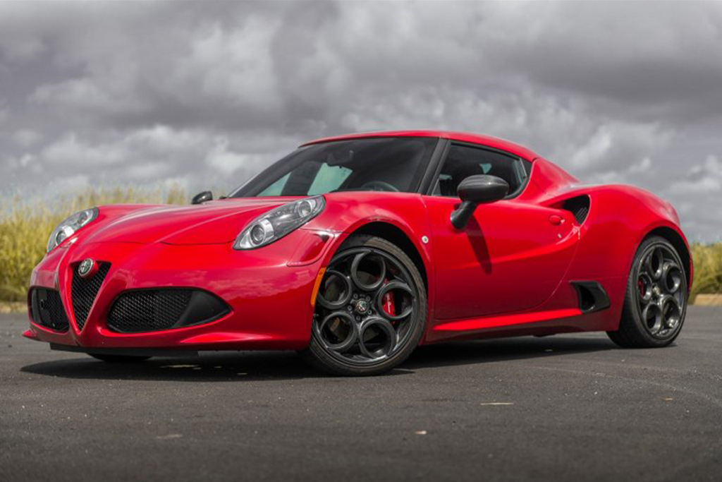 The Alfa Romeo 4C Is Slowly Becoming A Used Car Bargain Featured Image  Large Thumb0