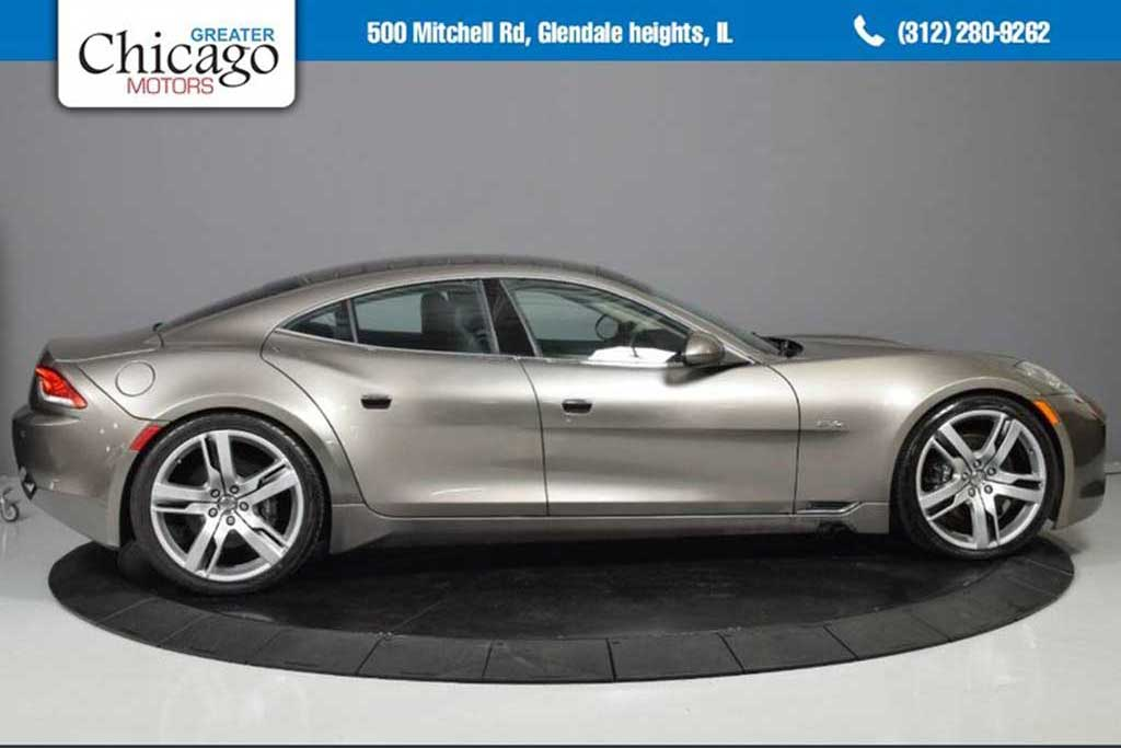 The Cheapest Fisker Karma on Autotrader Is Just $27,500 featured image large thumb0