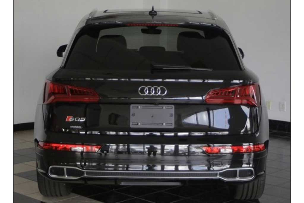 I Have a Problem With the Back of the 2019 Audi SQ5 - Autotrader