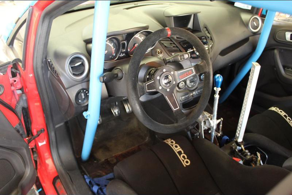 Autotrader Find: 2014 Ford Fiesta ST Rally Car Replica featured image large thumb2