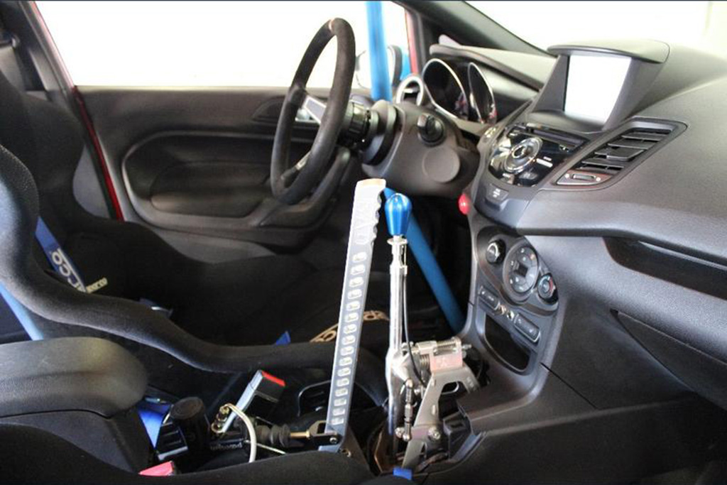 Autotrader Find: 2014 Ford Fiesta ST Rally Car Replica featured image large thumb3