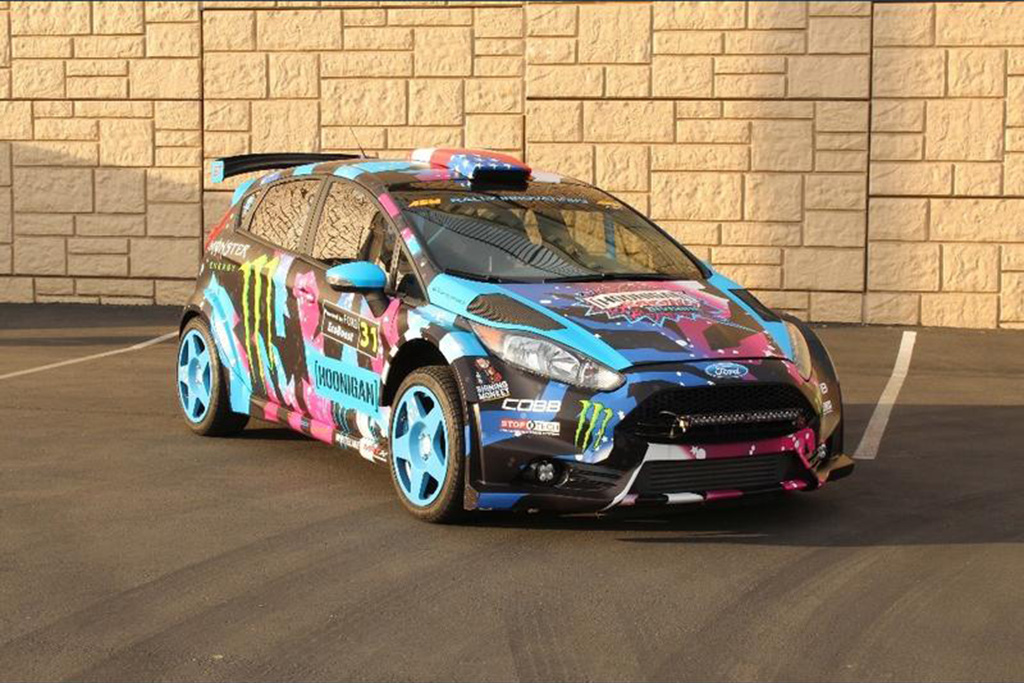 Autotrader Find: 2014 Ford Fiesta ST Rally Car Replica featured image large thumb4
