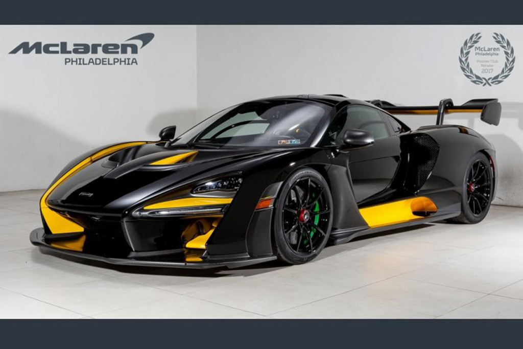 Autotrader Find: McLaren Senna for $1.5 Million featured image large thumb0