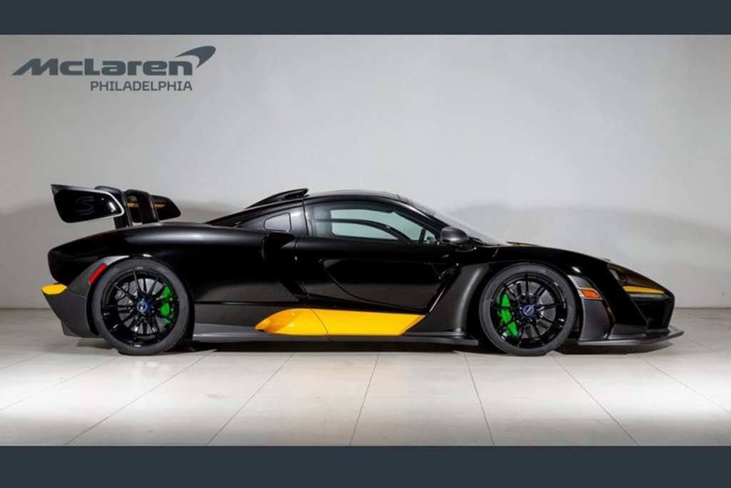 Autotrader Find: McLaren Senna for $1.5 Million featured image large thumb1
