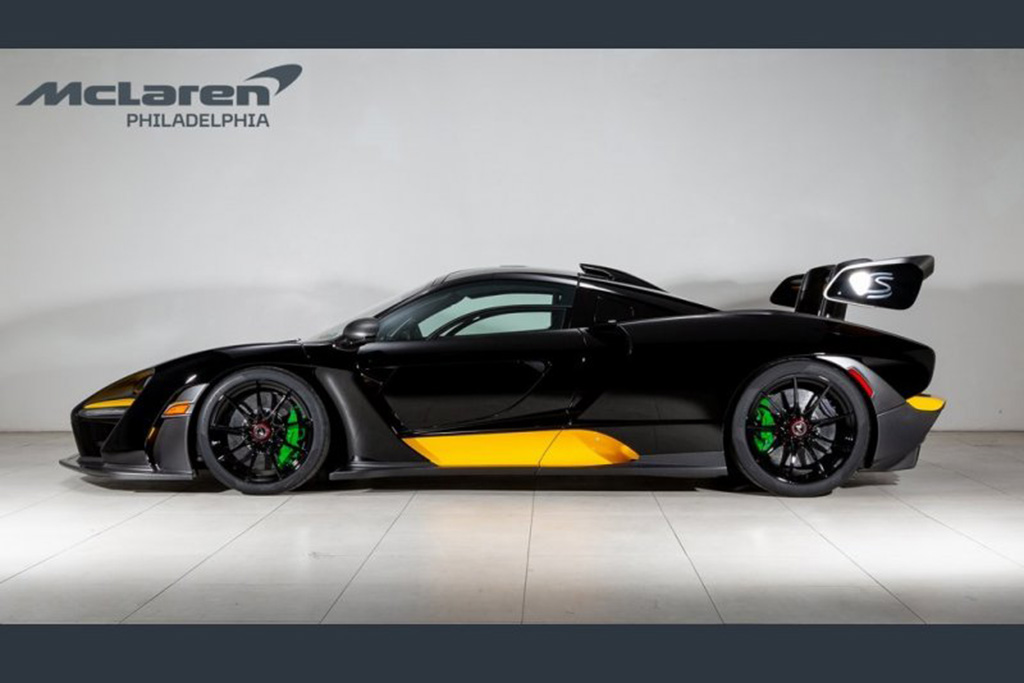Autotrader Find: McLaren Senna for $1.5 Million featured image large thumb3