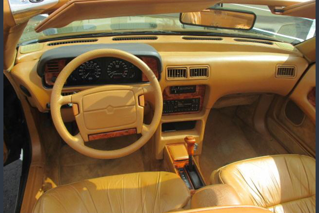 Autotrader Find: Really Nice 1990 Chrysler TC by Maserati featured image large thumb4