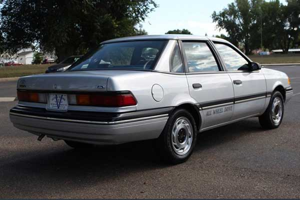 Autotrader Find: 1988 Ford Tempo AWD With 17,900 Miles featured image large thumb1