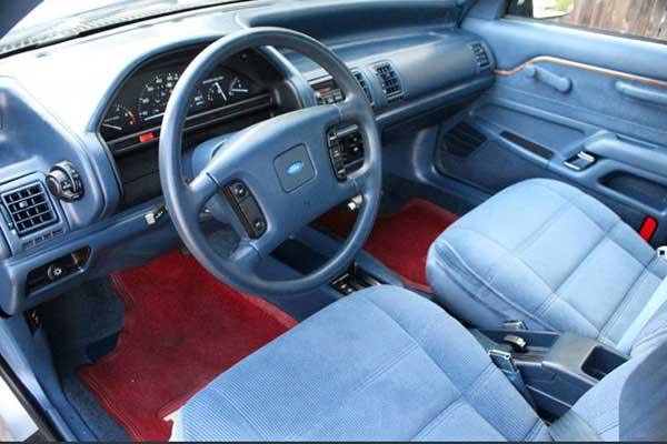 Autotrader Find: 1988 Ford Tempo AWD With 17,900 Miles featured image large thumb3