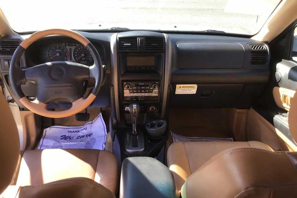 Autotrader Find: Low-Mileage 2002 Isuzu Axiom featured image large thumb2