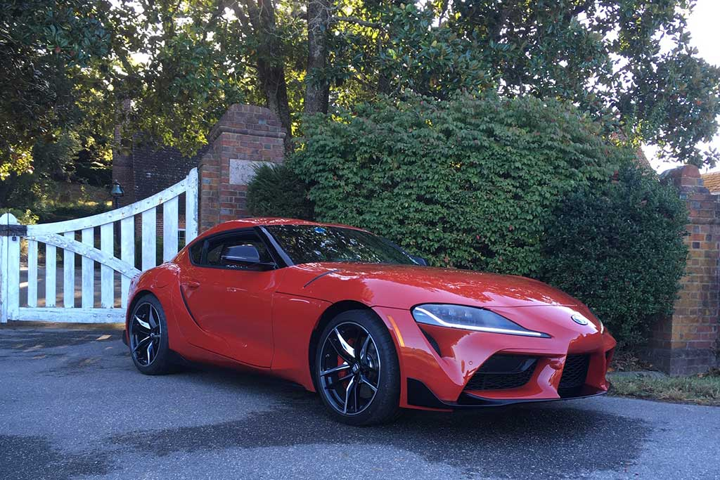 It May Be Cliched, but the Toyota Supra Deserves a Manual featured image large thumb0