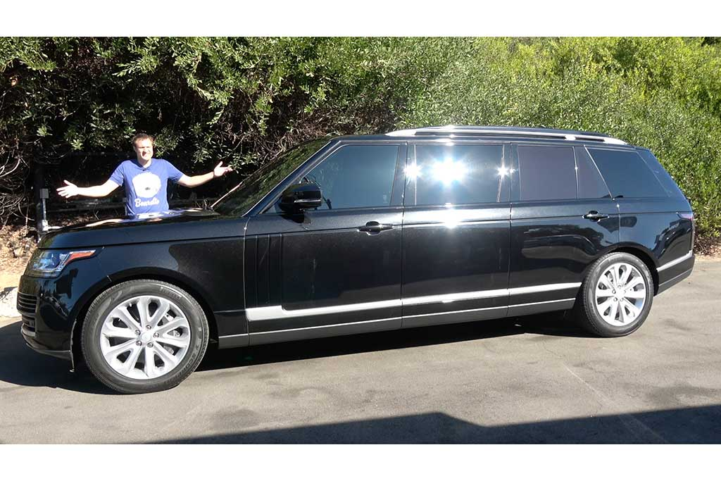 Video | Here's Why a Range Rover Limousine Is the Ultimate Luxury Transportation featured image large thumb1