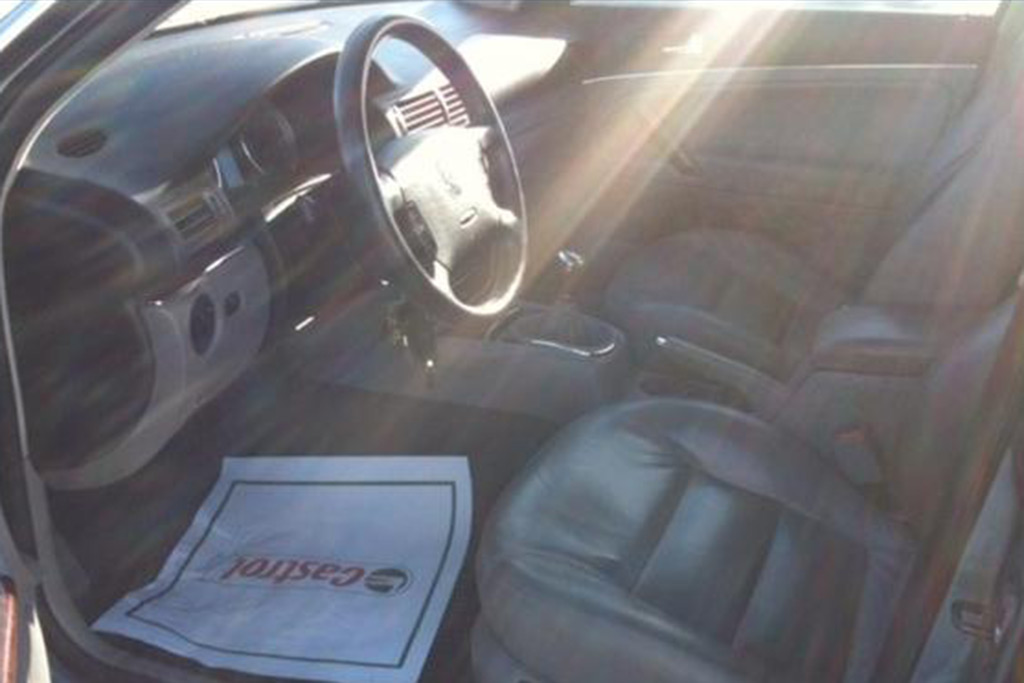 Autotrader Find: 2003 Volkswagen Passat W8 Manual featured image large thumb1