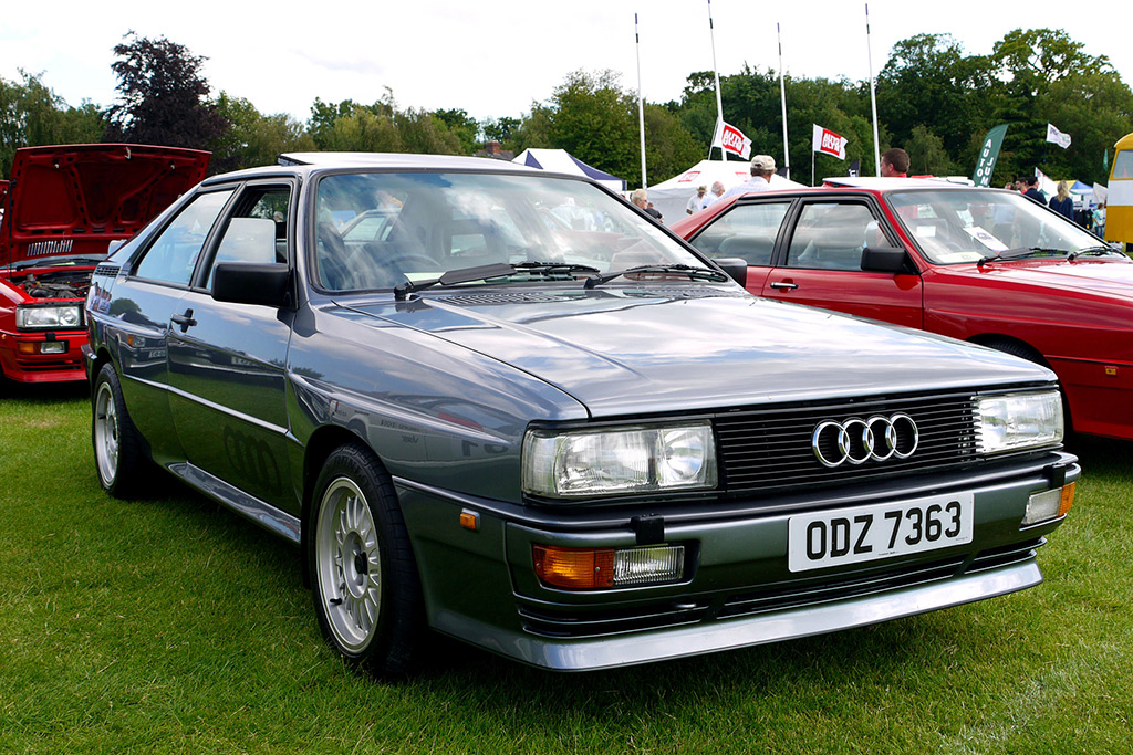 The Audi Quattro Is Way Undervalued featured image large thumb0
