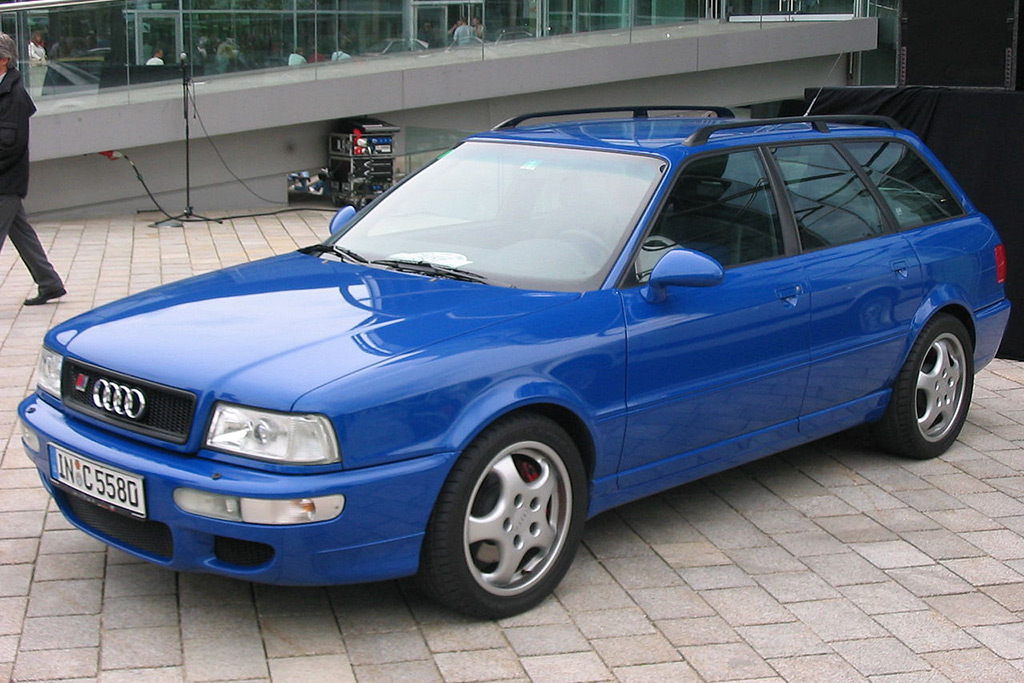 The Audi RS2 Is Now Legal to Import to the US featured image large thumb0