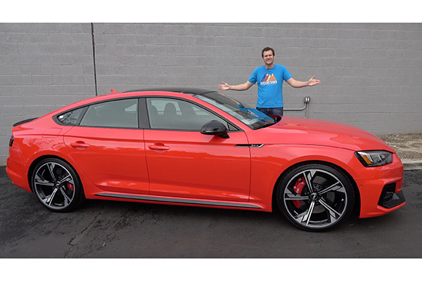 Video | Here's Why the Audi RS5 Sportback Is My Favorite Audi featured image large thumb1