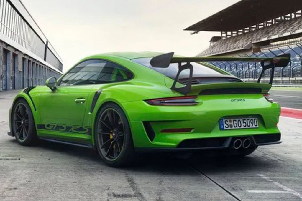 Porsche Special Models And Gt Cars Are No Longer Special