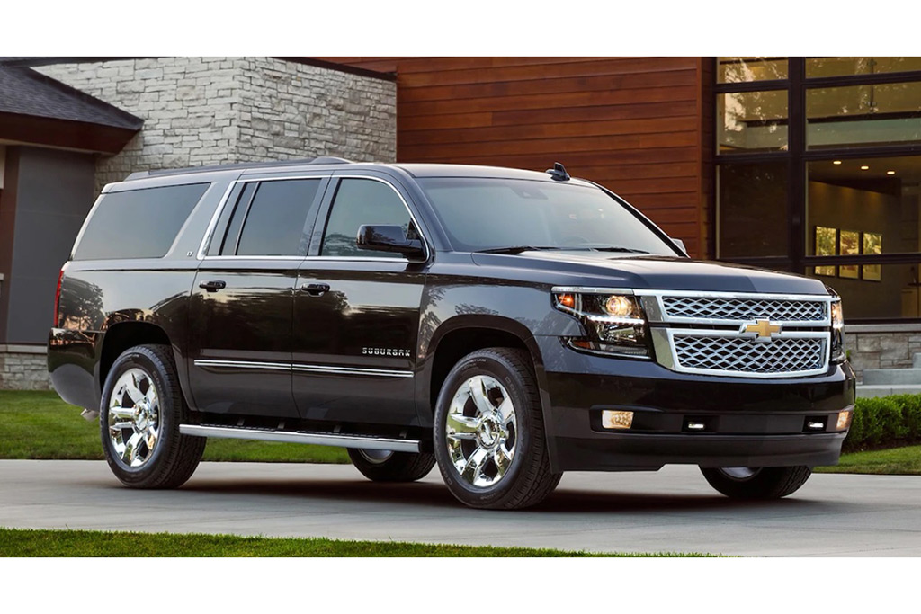 The Chevy Suburban Is the Ford Crown Victoria of SUVs featured image large thumb0