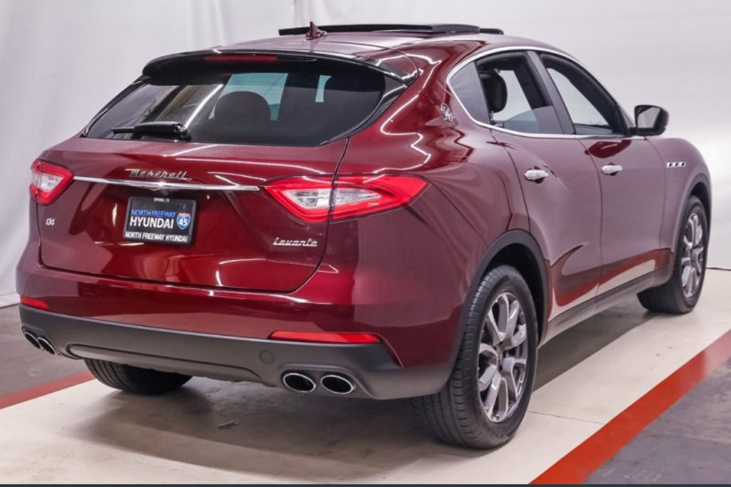 You Can Already Get a Maserati Levante on Autotrader for Under $55,000 featured image large thumb2