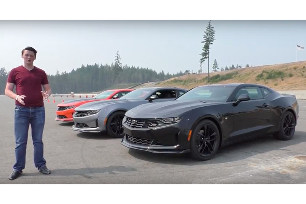 Video | The 2019 Chevrolet Camaro 2.0t 1LE Is a Fun, Affordable Track Car featured image large thumb1