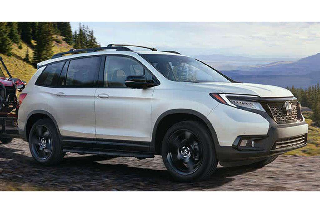 The New Honda Passport Makes More Sense Than The Old One Autotrader