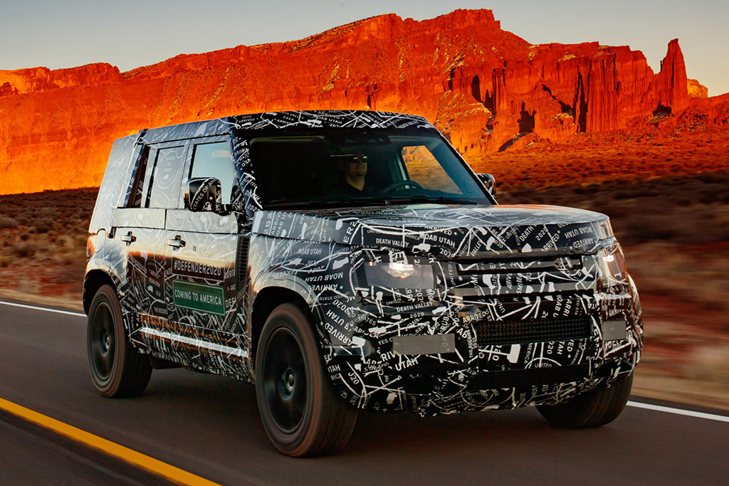Land Rover Is Bringing the Defender Back to the US -- And That's a Great Move featured image large thumb0