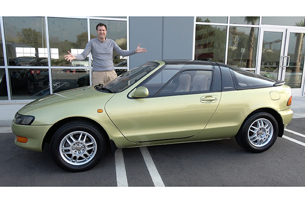 Video | The Toyota Sera Was a Really Cool Unknown 1990s Toyota featured image large thumb1