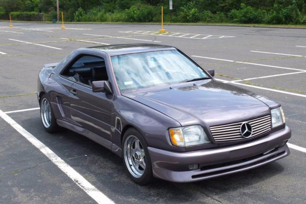 Autotrader Find: Ken Griffey Jr's Former 1991 Mercedes 300CE featured image large thumb0