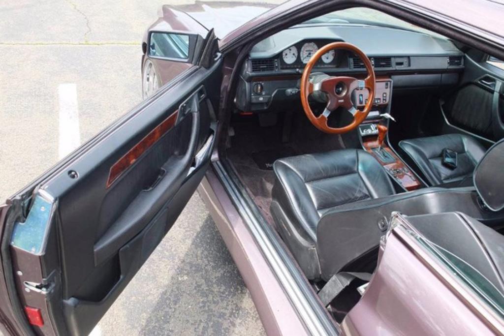 Autotrader Find: Ken Griffey Jr's Former 1991 Mercedes 300CE featured image large thumb2