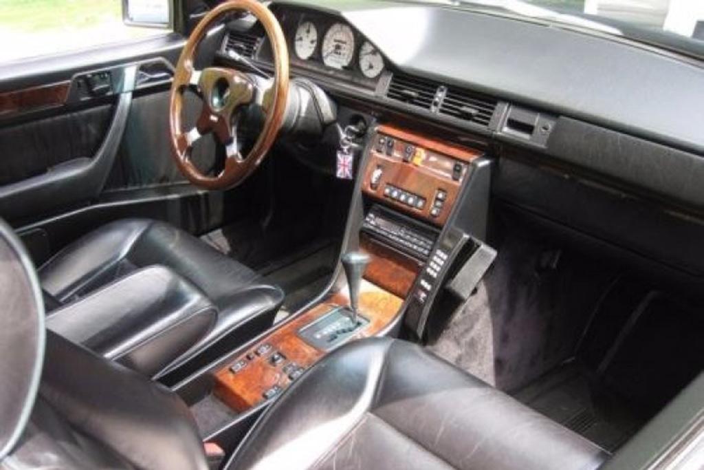 Autotrader Find: Ken Griffey Jr's Former 1991 Mercedes 300CE featured image large thumb4