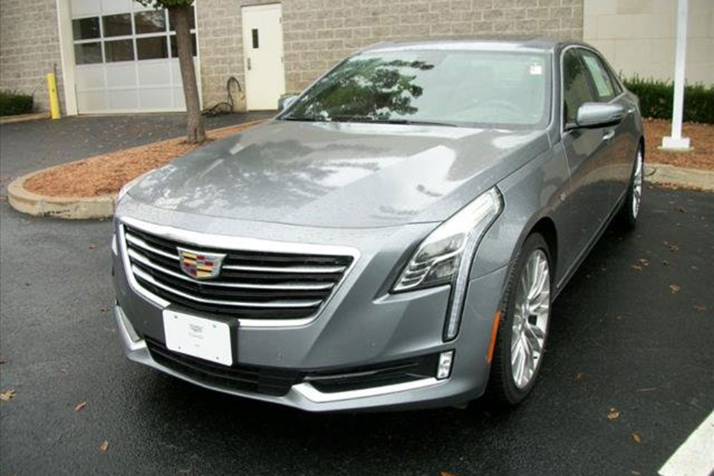You Can Already Get a Cadillac CT6 With Super Cruise for Under $50,000 featured image large thumb0