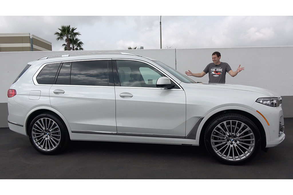 Video The 2019 Bmw X7 Is The Best Full Size Luxury Suv Autotrader