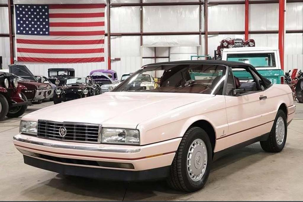 Autotrader Find: Mary Kay 1988 Cadillac Allante featured image large thumb0
