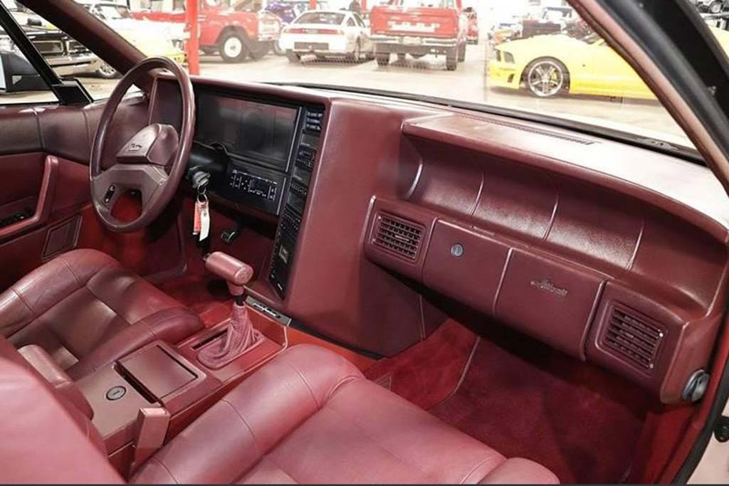 Autotrader Find: Mary Kay 1988 Cadillac Allante featured image large thumb3