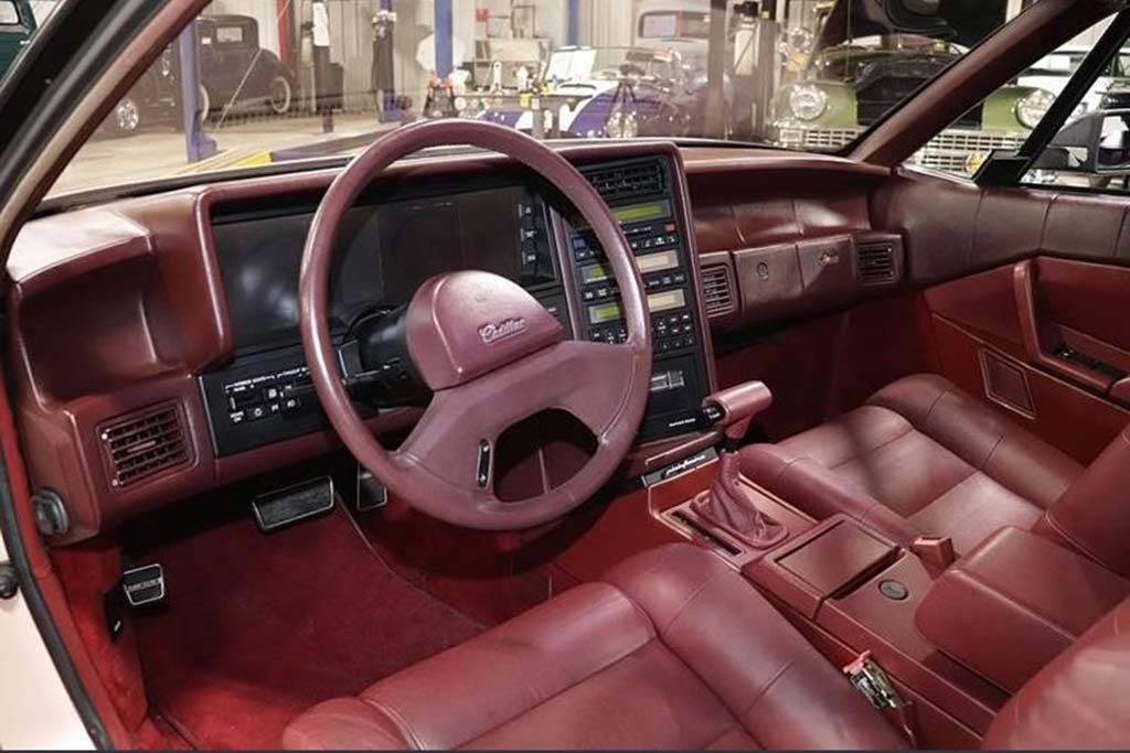 Autotrader Find: Mary Kay 1988 Cadillac Allante featured image large thumb4