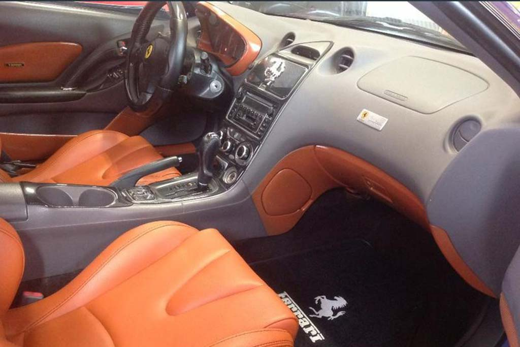 Autotrader Find: Toyota Celica-Based Ferrari F430 Replica featured image large thumb2