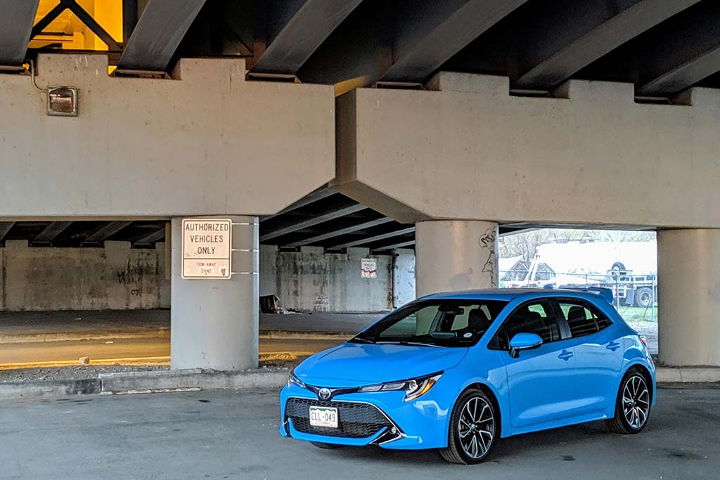 The 2019 Toyota Corolla Hatchback Is Surprisingly Fun featured image large thumb0