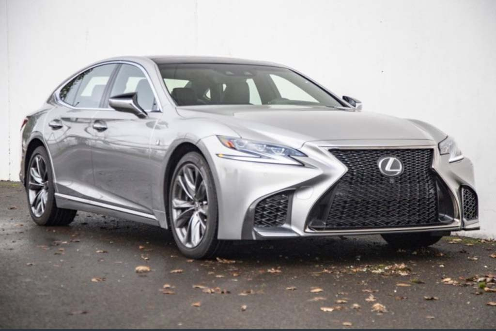 The New Lexus LS Is Already Depreciating Fast featured image large thumb1
