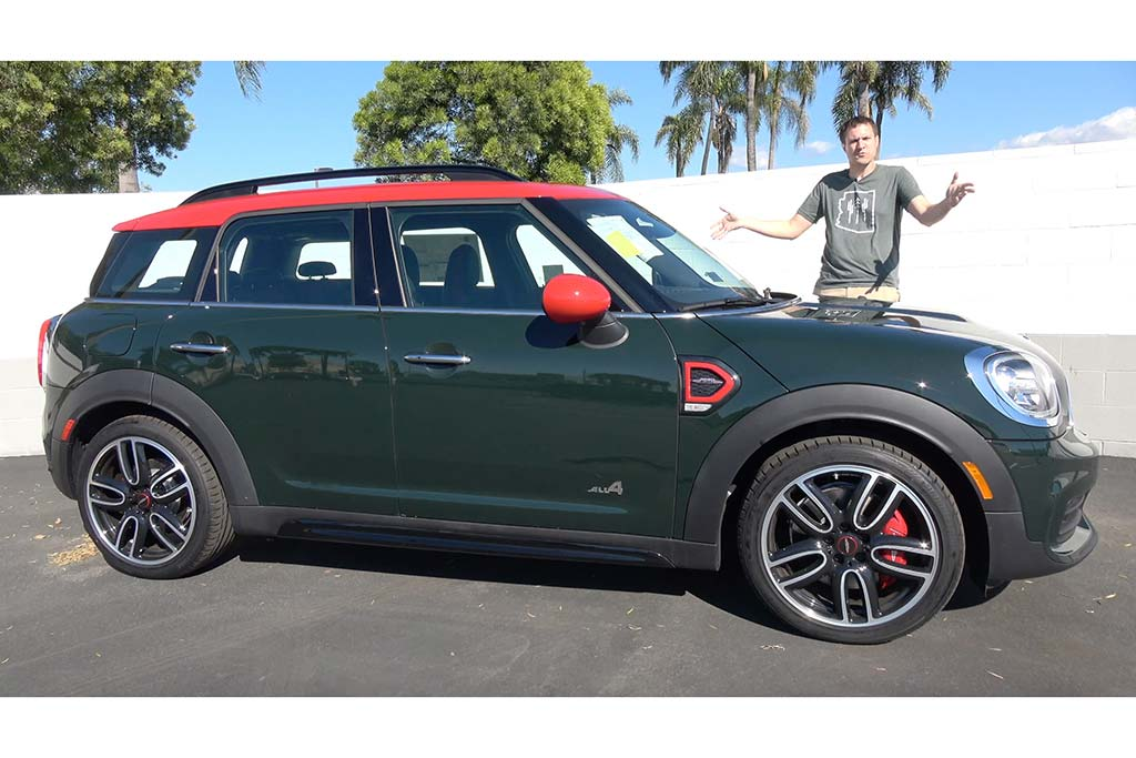 Video | The Mini Countryman Is an Underrated Small SUV featured image large thumb1