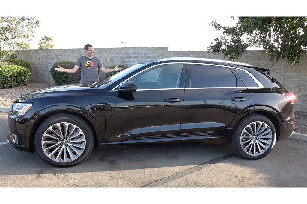 Video | The Audi E-Tron Is the Electric Future of the Audi SUV featured image large thumb1