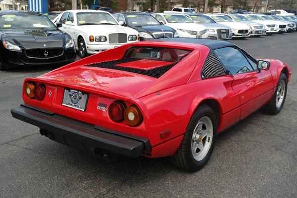Autotrader Find: 80,000-Mile 1981 Ferrari 308 featured image large thumb1