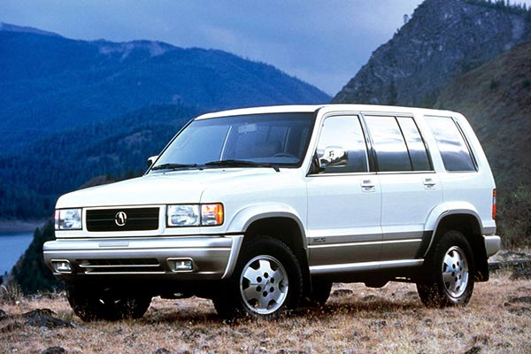 5 Forgotten 1990s Japanese SUVs That Are Still So Cool featured image large thumb0