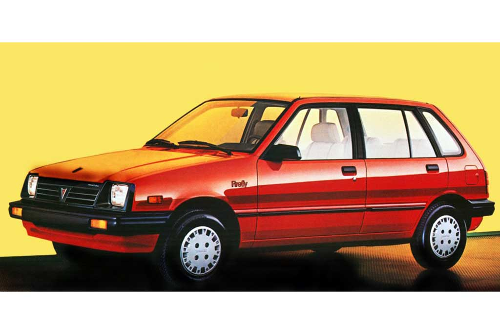 Geos Were Branded as Pontiacs in Canada and They Got a Turbo Metro featured image large thumb0