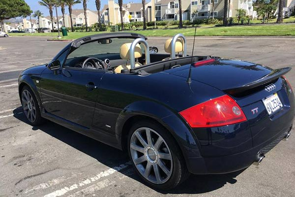 The Audi TT V6 Was a Rare, Special Car featured image large thumb0