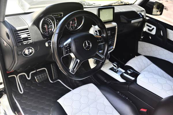 Autotrader Find: 2014 Mercedes-AMG G63 6x6 featured image large thumb3