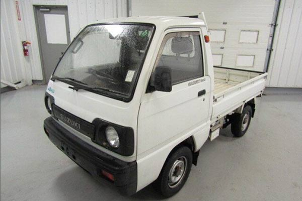 A Suzuki Carry Is the Ultimate Pit Truck and You Can Pick One Up on Autotrader Classics featured image large thumb0